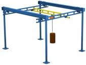 Ergonomic Workstation Cranes