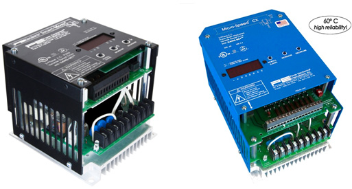 Power Electronics Smart Move Variable Frequency Drive